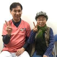 さいたま市浦和区にお住いの三部 智恵子 様/78歳/女性/主婦・清掃管理員